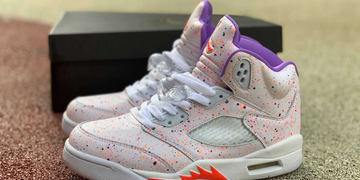 Is This the 'Easter' Air Jordan 5  CT1605-100?