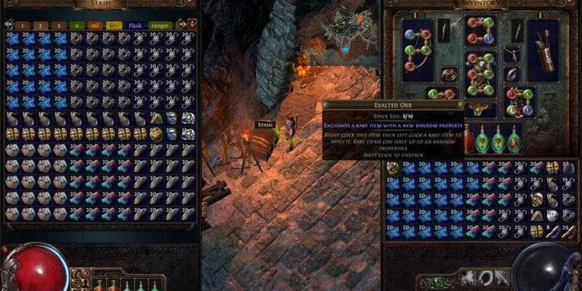 PoE epitomizes games as an assistance