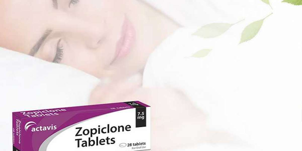 Buy Zopiclone Online From UK To Treat Irregular Proportion Of Sleep