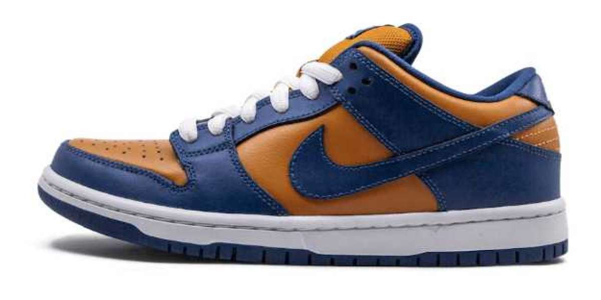 Do you Like the Nike SB Dunk Low Sunset French Blue?