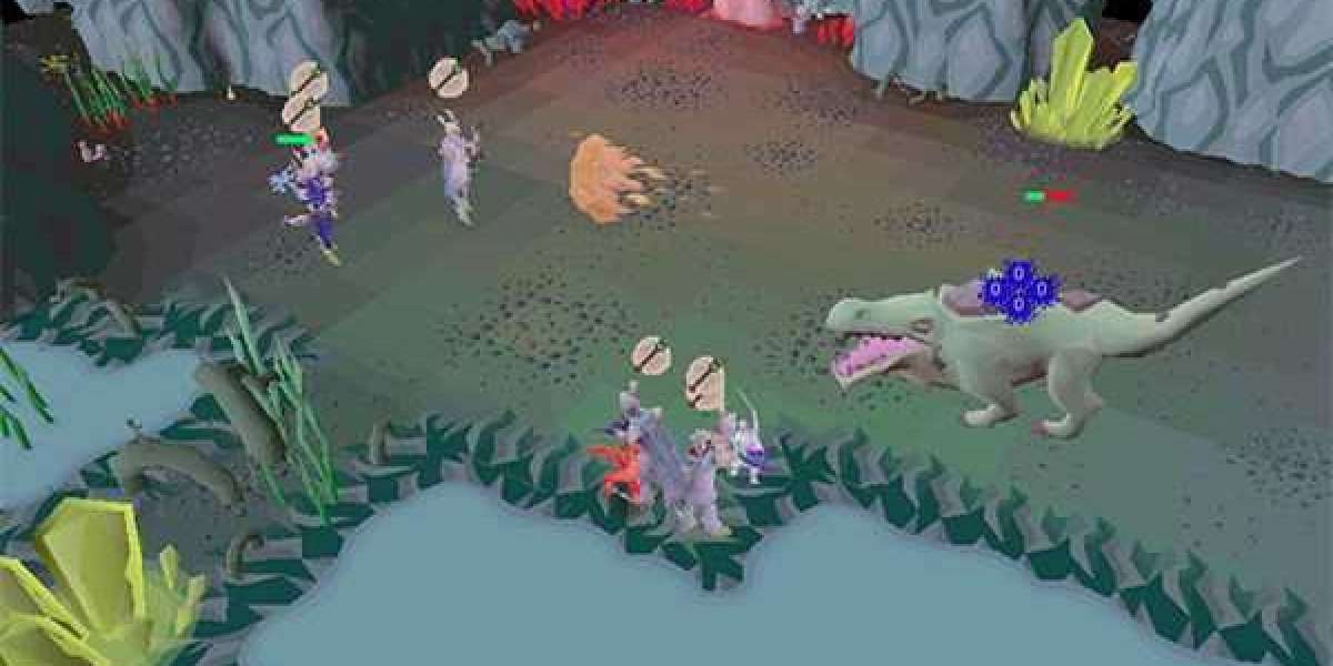 You get to the RS3 part of RuneScape