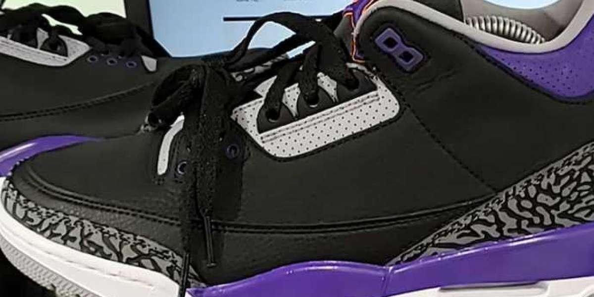 Where to buy discount Air Jordan 3 Court Purple?