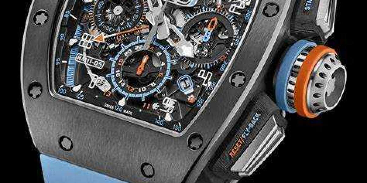 Replica luxury Richard Mille RM 70-01  men watch
