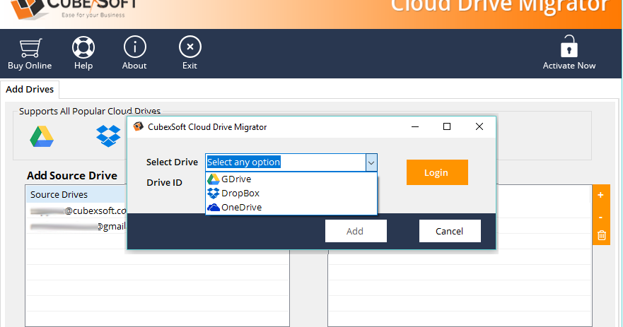 How Do I Move Google Drive to Another Cloud Drive?