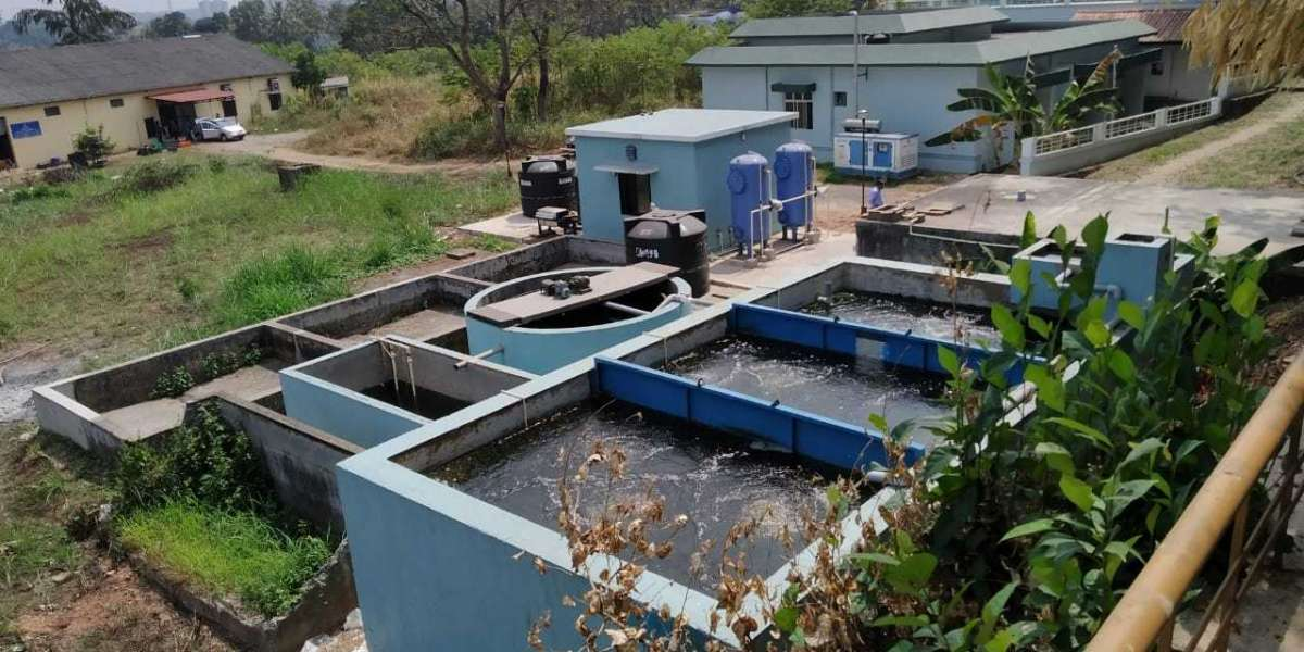 What are the stages that should be followed for the Installation of sewage treatment plant in India?