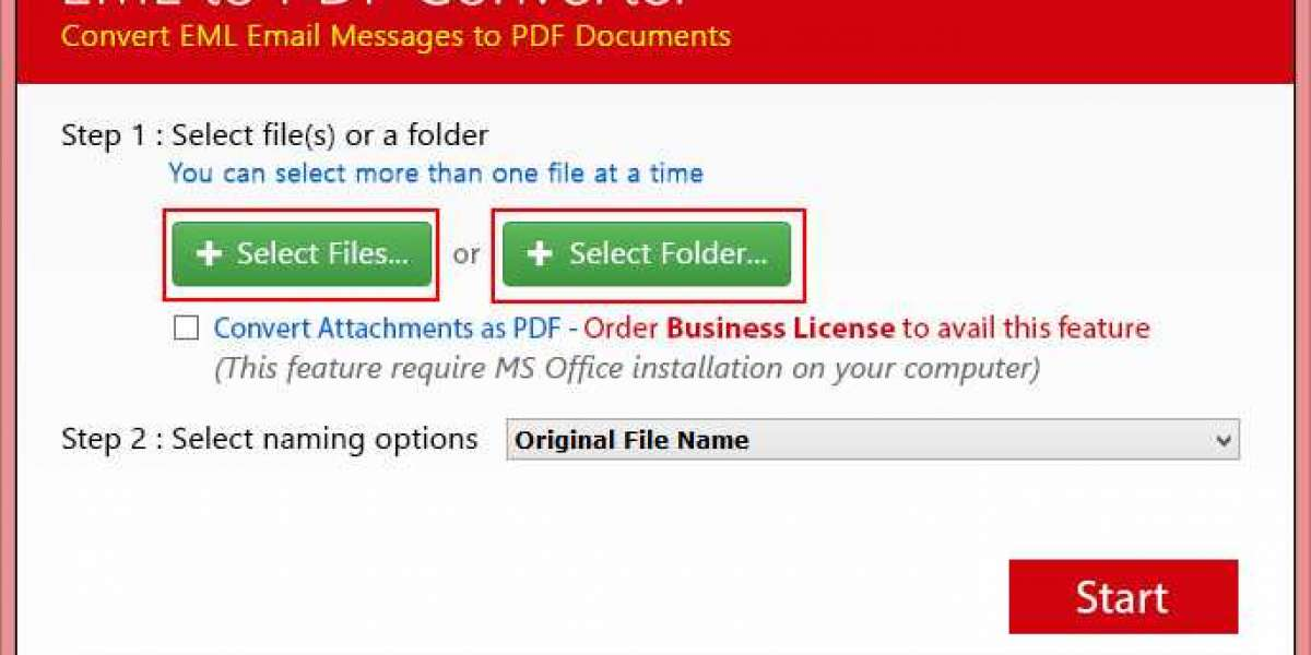 How to Save an EML Files as a PDF with Attachments