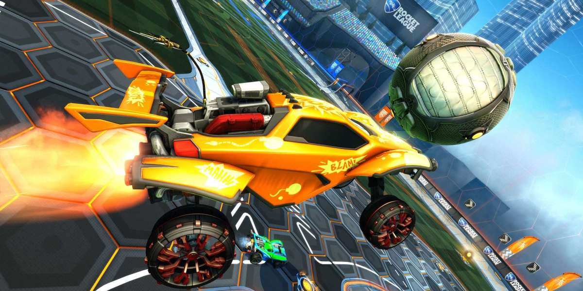 We're working on a big update to Rocket League later this summer