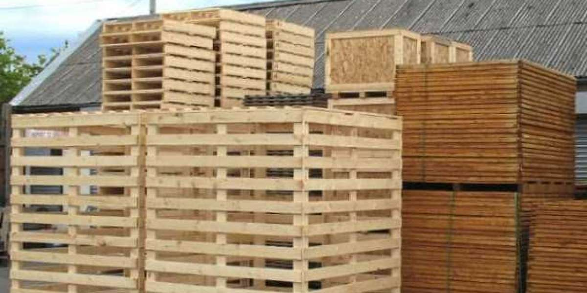 A short brief about Wooden Packaging