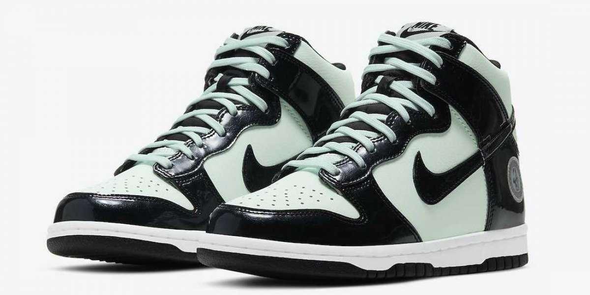 "Brand New Nike Dunk High ""All-Star"" DD1846-300 Releasing In February 2021"