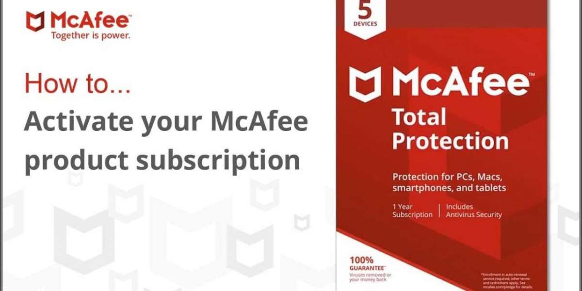McAfee.com/activate - Enter your code - Activate your McAfee Subscription
