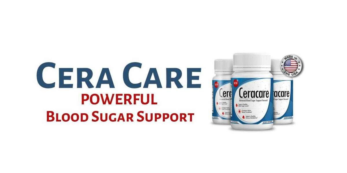 CeraCare Blood Sugar Support