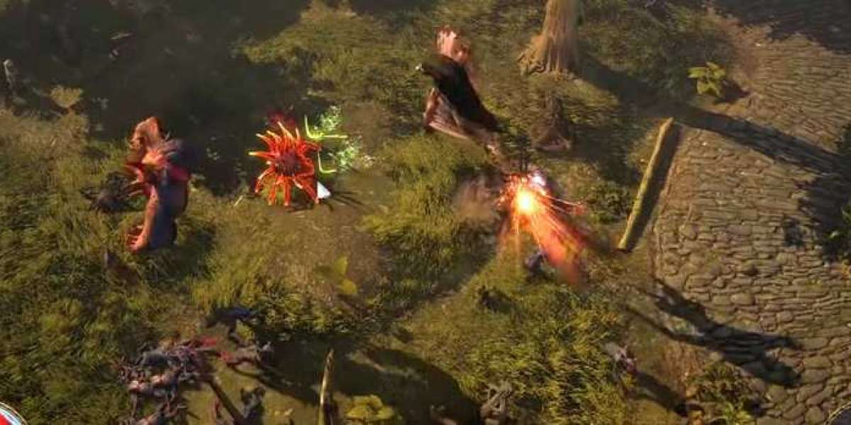 Path of Exile's new expansion has been launched