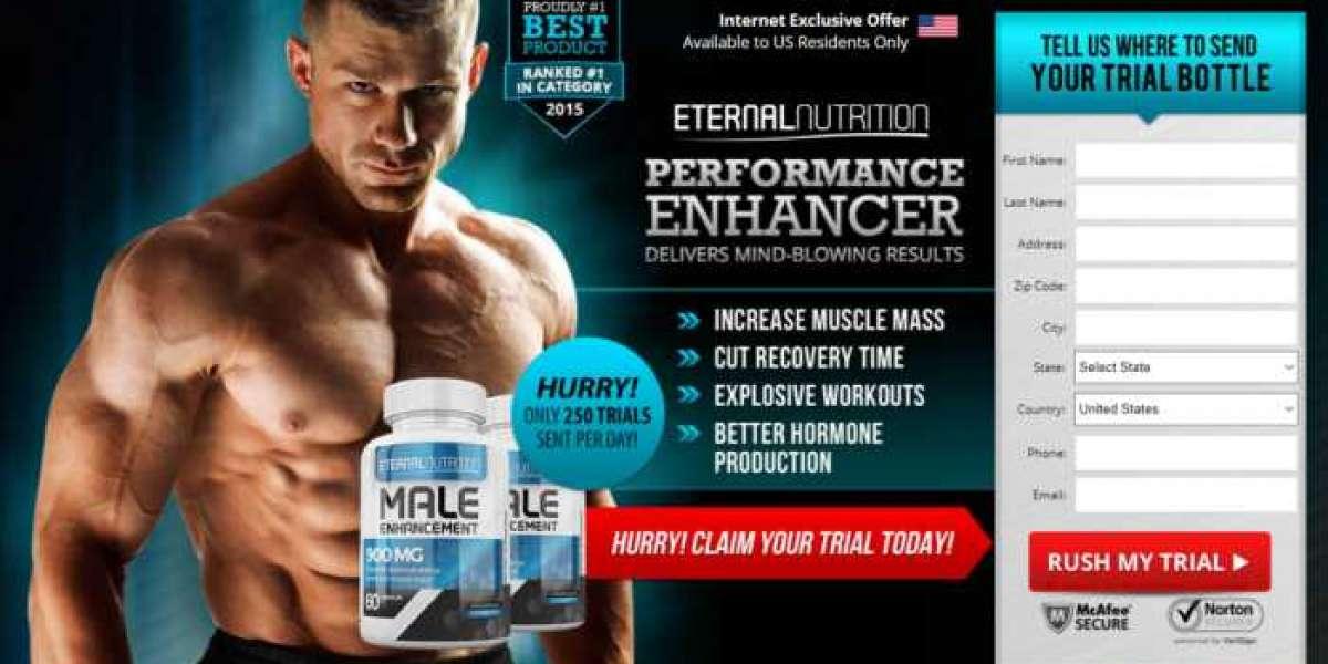 Eternal Nutrition Male Enhancement & Keto GenX: - Enhance Male Power & Performance! Price, Buy