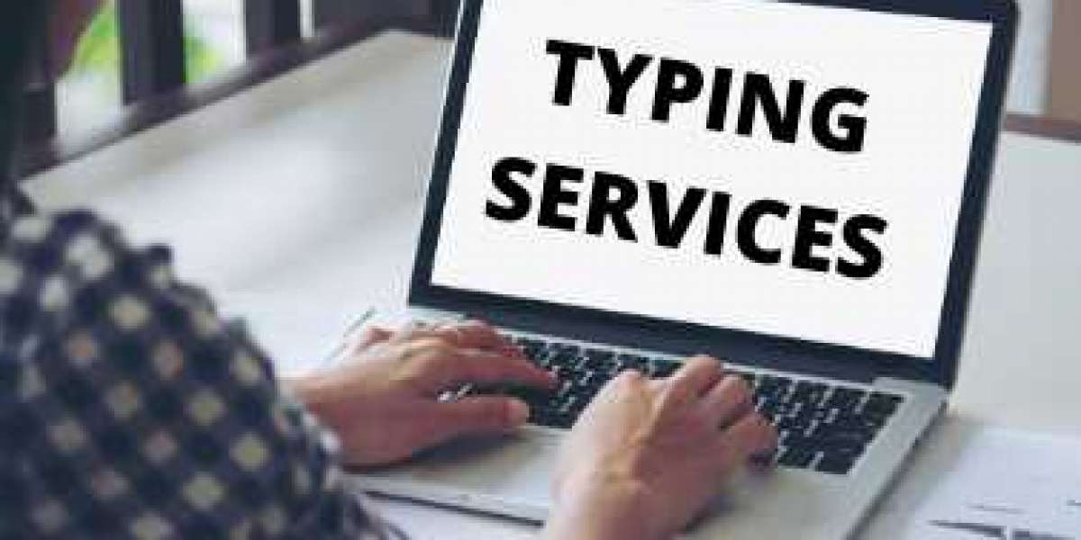 Qualitative Typing Services From Professional Typist