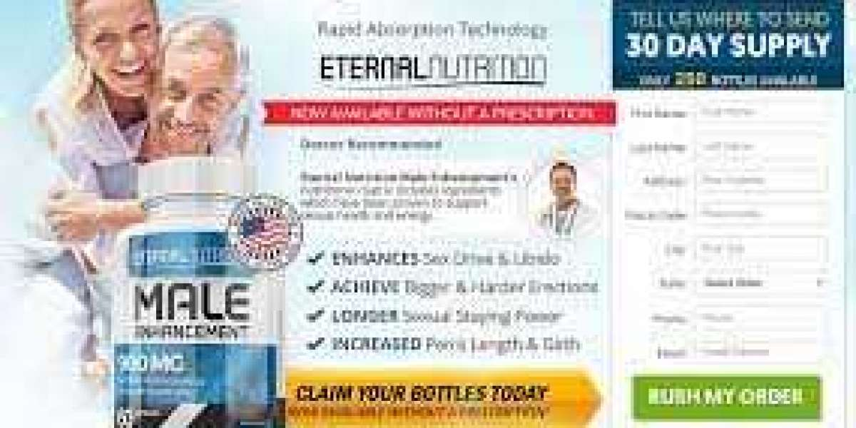 What is Eternal Nutrition Male Enhancement ?