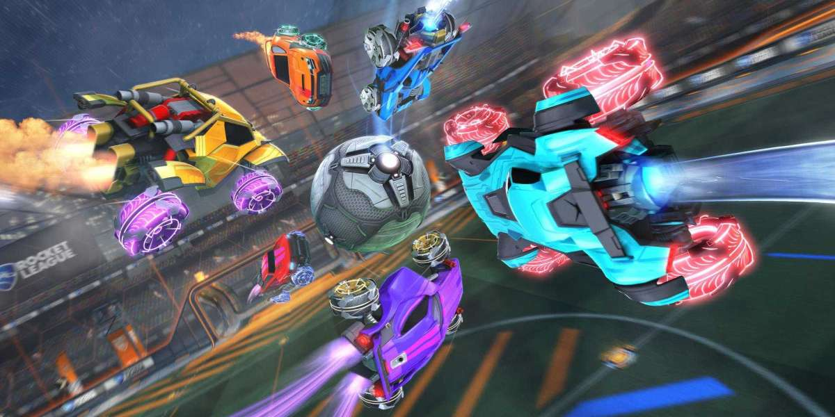 A bodily launch of Rocket League just recently launched