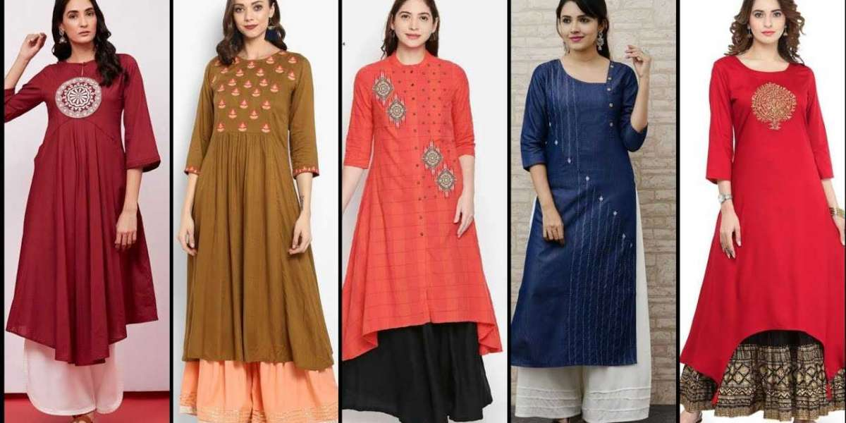 3 Common Mistakes Need to Avoid While Buying Kurti Online