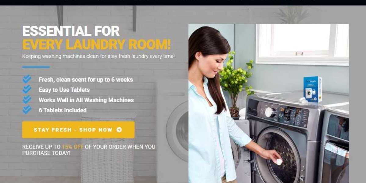 Odor Crush - Essential For Every Laundry Room!