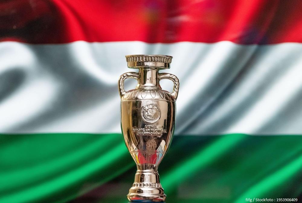Euro 2020 Magyarország zászló
