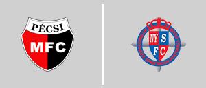 Pécsi MFC vs Nyiregyhaza Spartacus