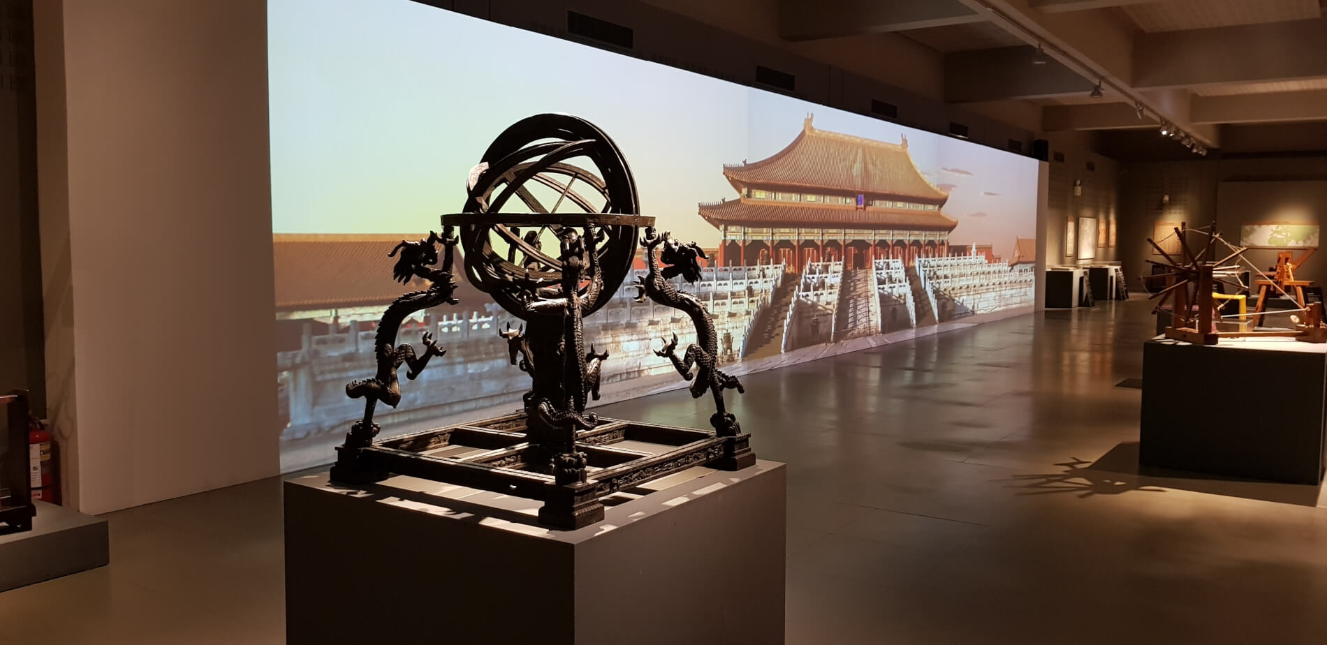 Journey to the East, Science & Technology in Ancient China