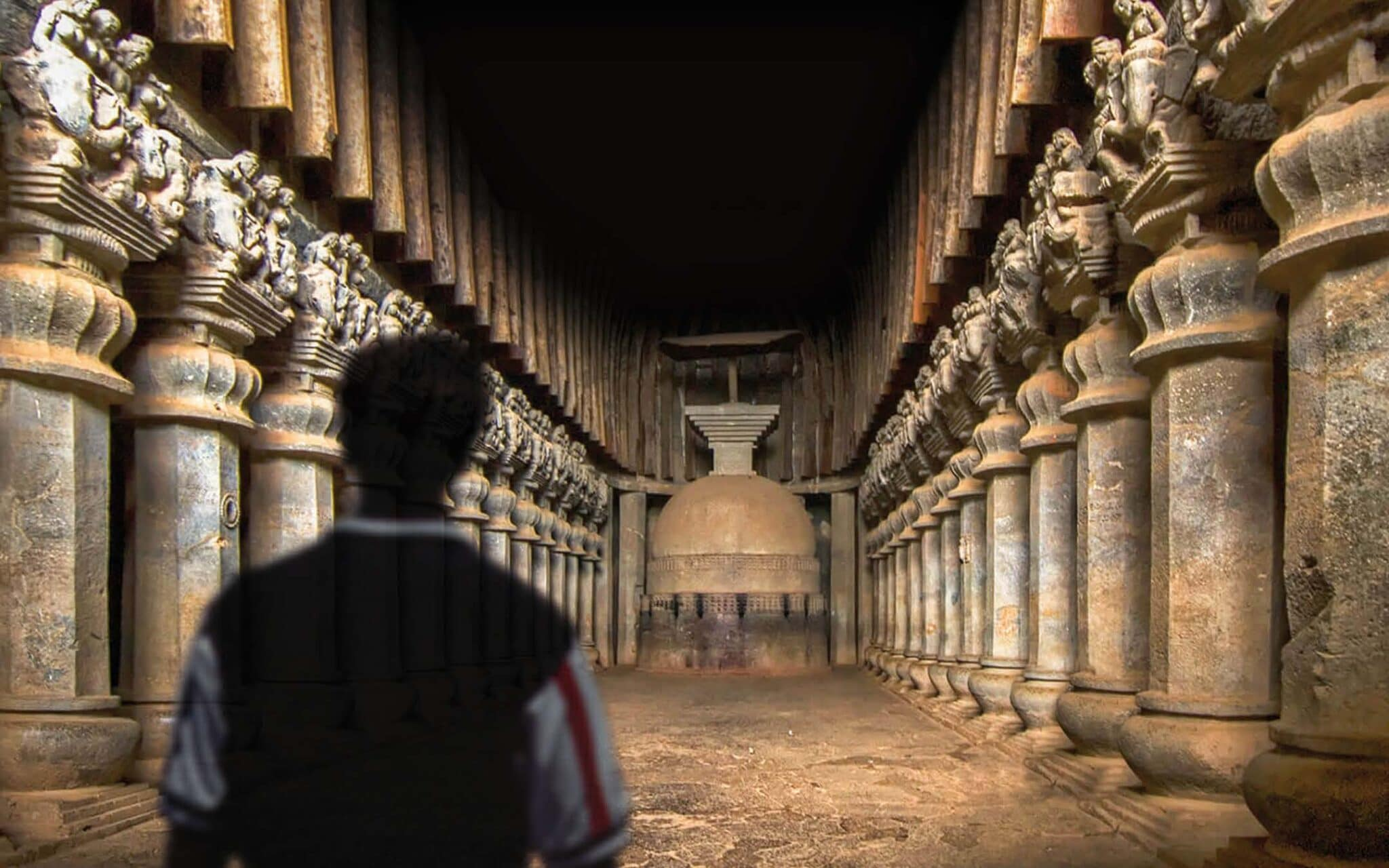 Out of India. Reflections of Sacred Worlds