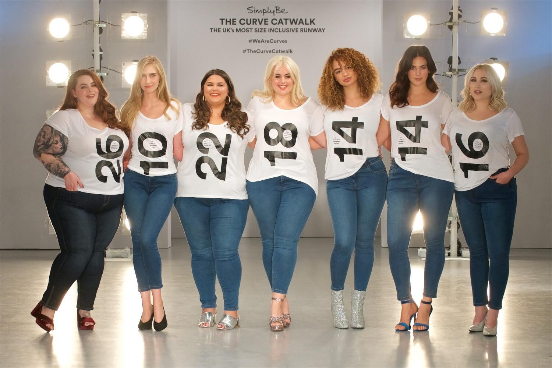Body Beautiful: Diversity on the Catwalk