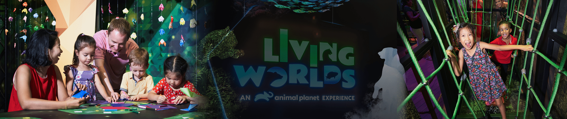 Living Worlds: An Animal Planet Experience