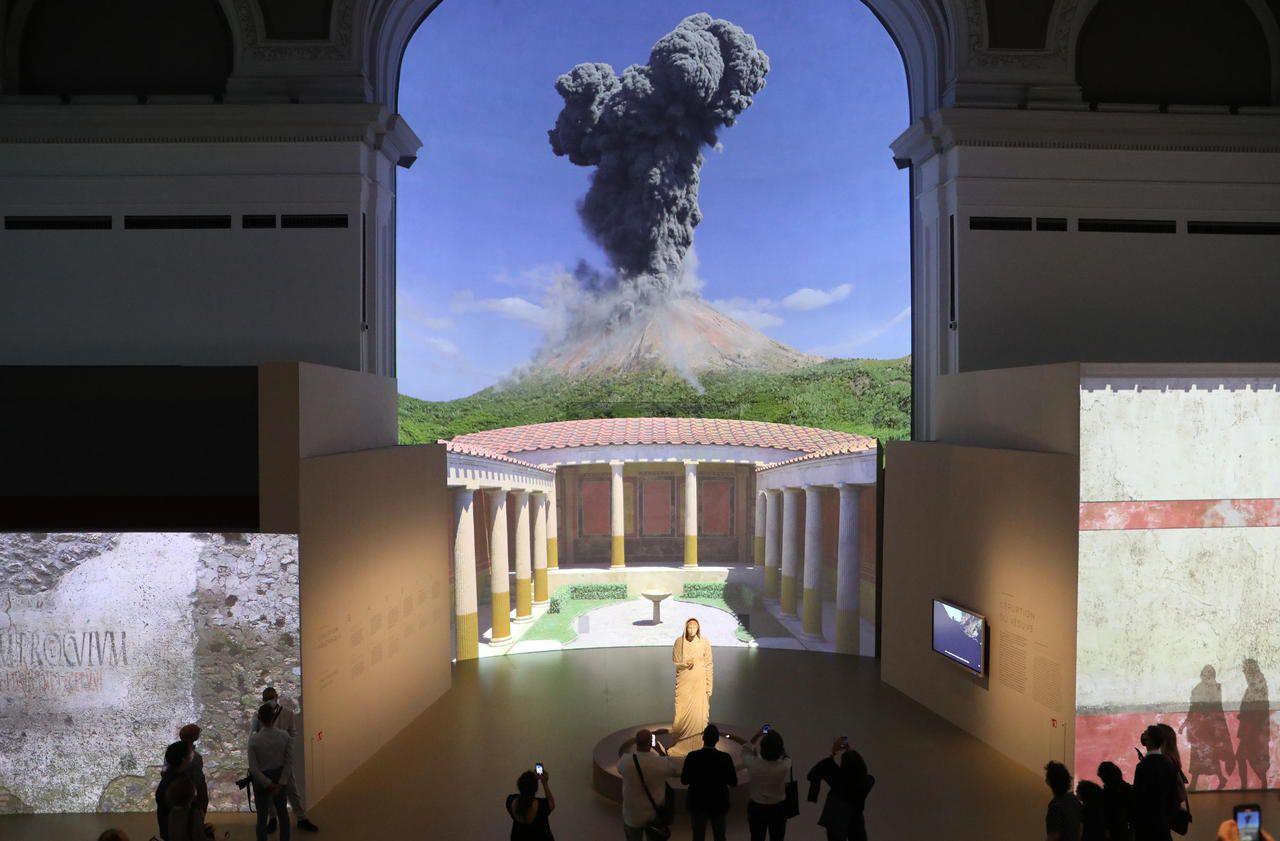 POMPEI Immersive Digital Exhibition