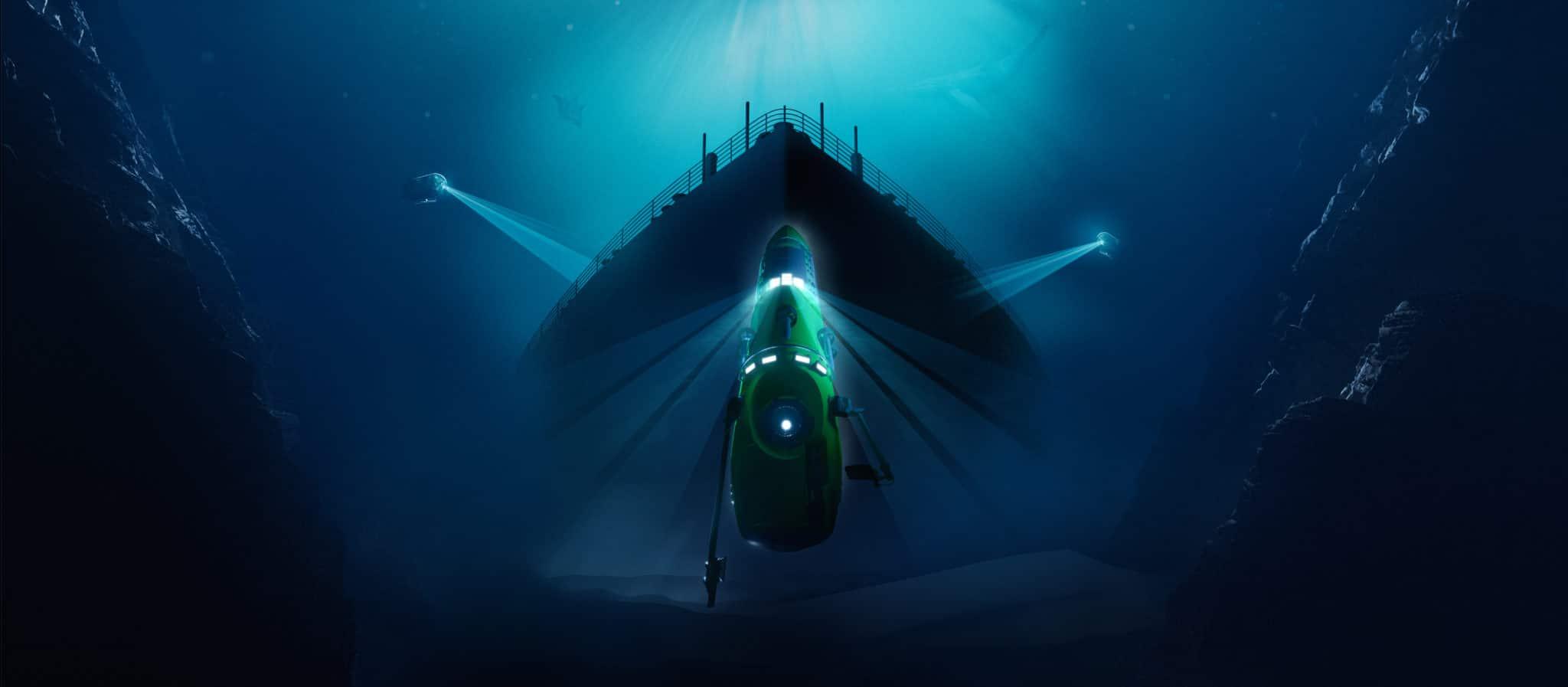 James Cameron - Challenging the Deep