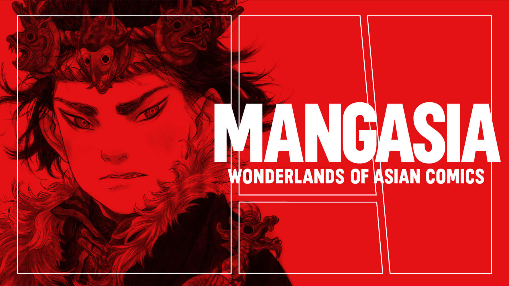 Mangasia: Wonderlands of Asian Comics