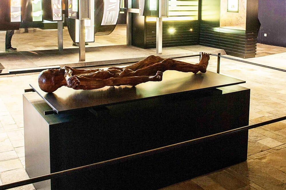 Ötzi, The Iceman