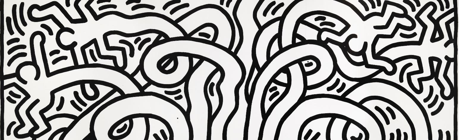 Keith Haring Originals