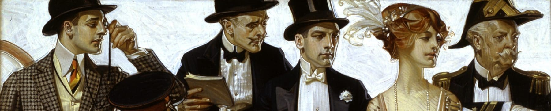 J.C. and F.X. Leyendecker