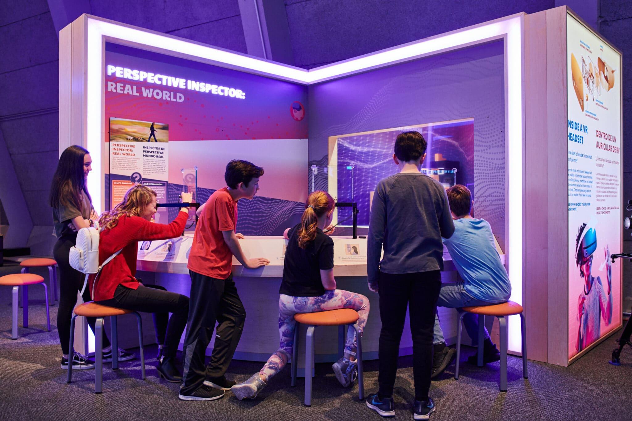 Virtual Science Center