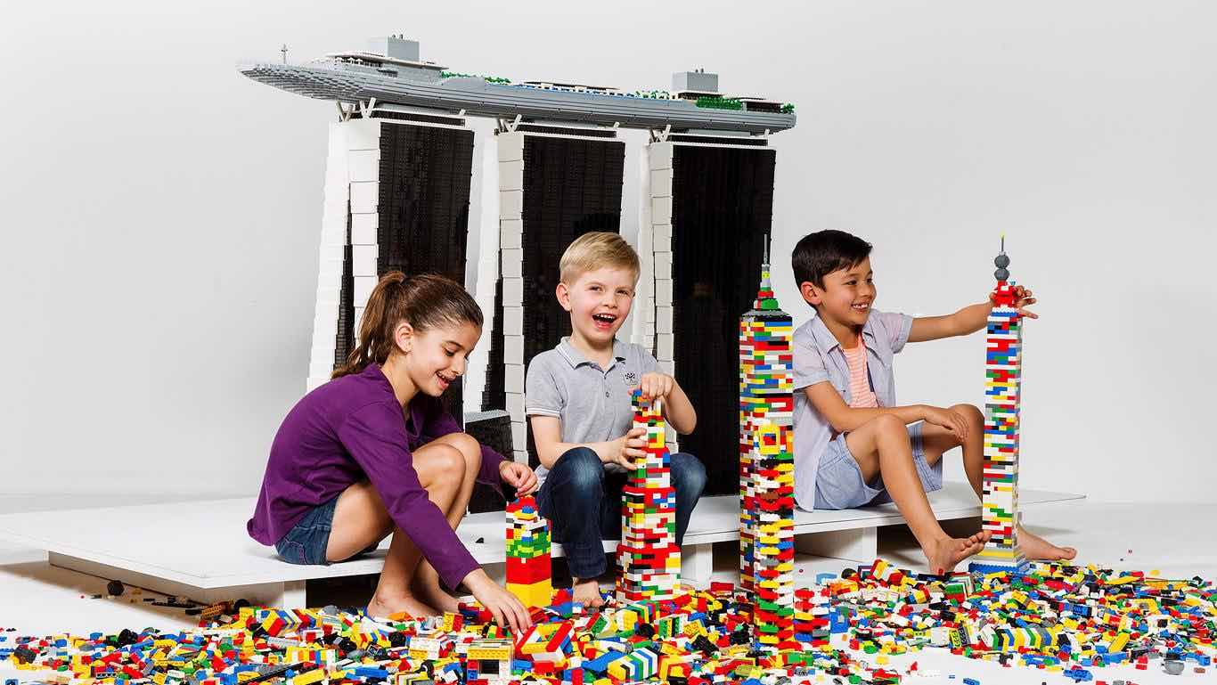 Towers of Tomorrow with LEGO Bricks