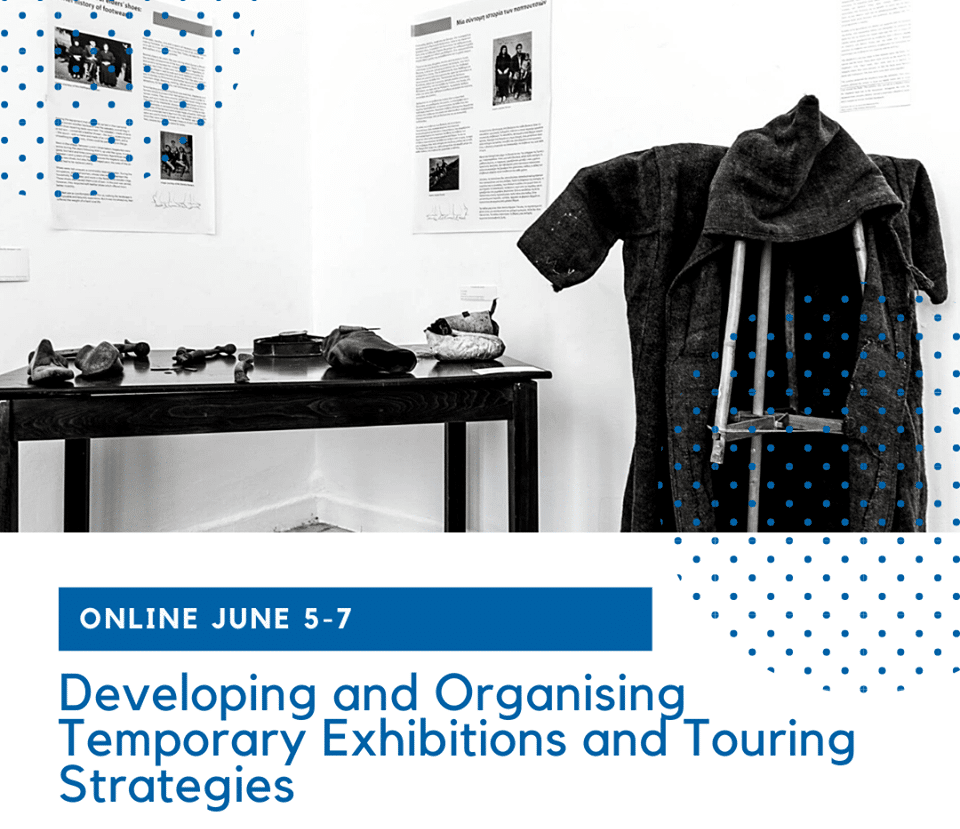 Developing and Organising Temporary Exhibitions and Touring Strategies