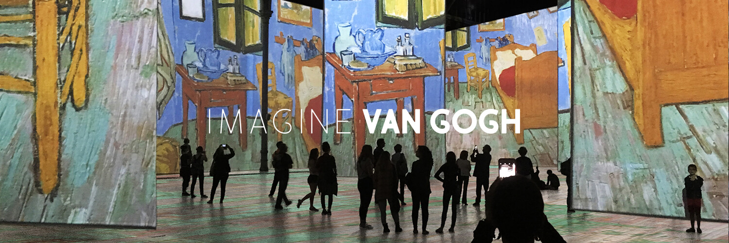Imagine Van Gogh