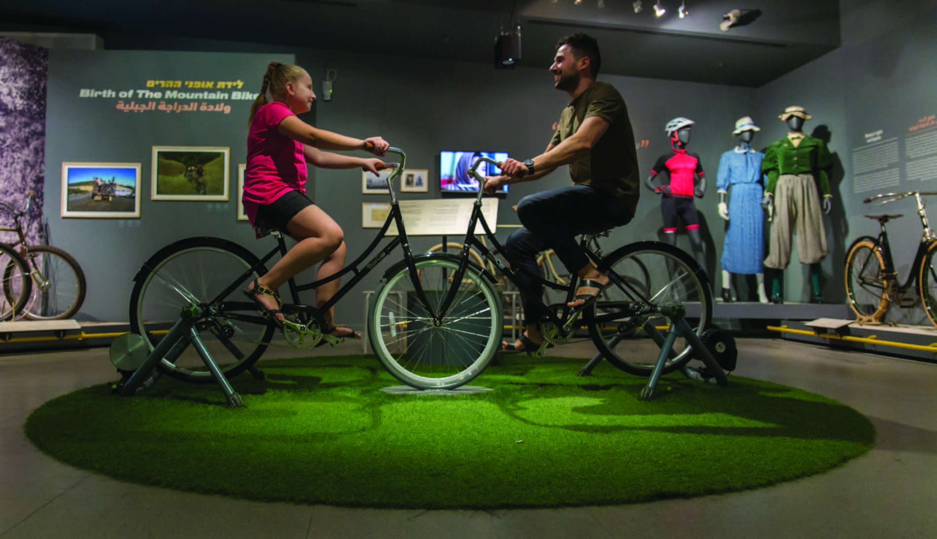 Bicycles – 200 Years in the Making