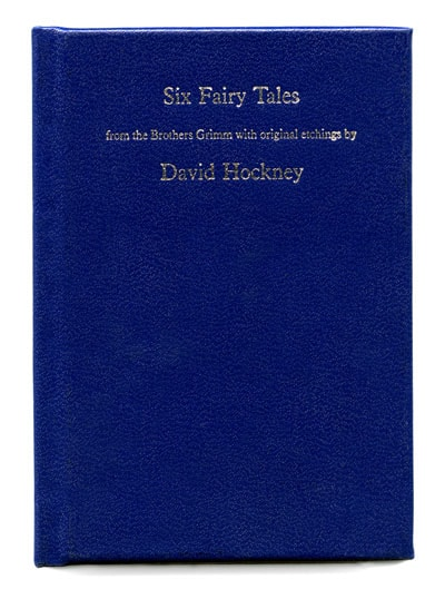 David Hockney Six Fairy Tales from the Brothers Grimm