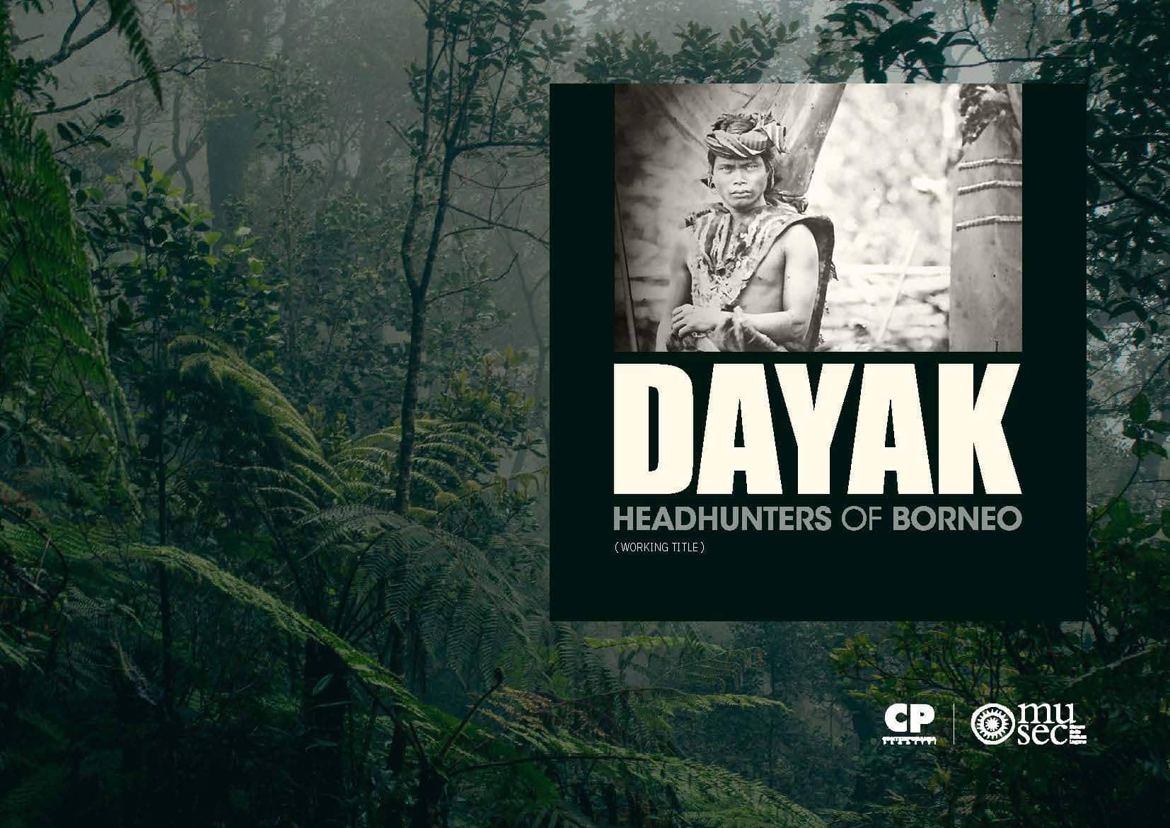 Dayak, Headhunters of Borneo