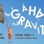 Aha, Gravity!