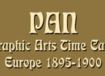 The PAN Publication - A Graphic Arts Time Capsule - Europe 1895-1900