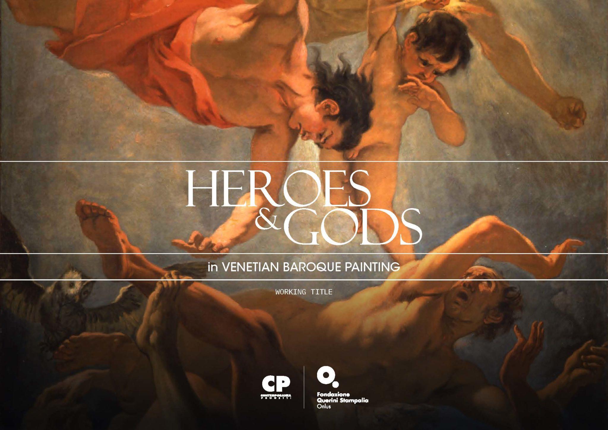 Heroes & Gods in Venetian Baroque Painting