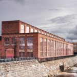 vapriikki house factory is a meseum centre in Tampere, Finland