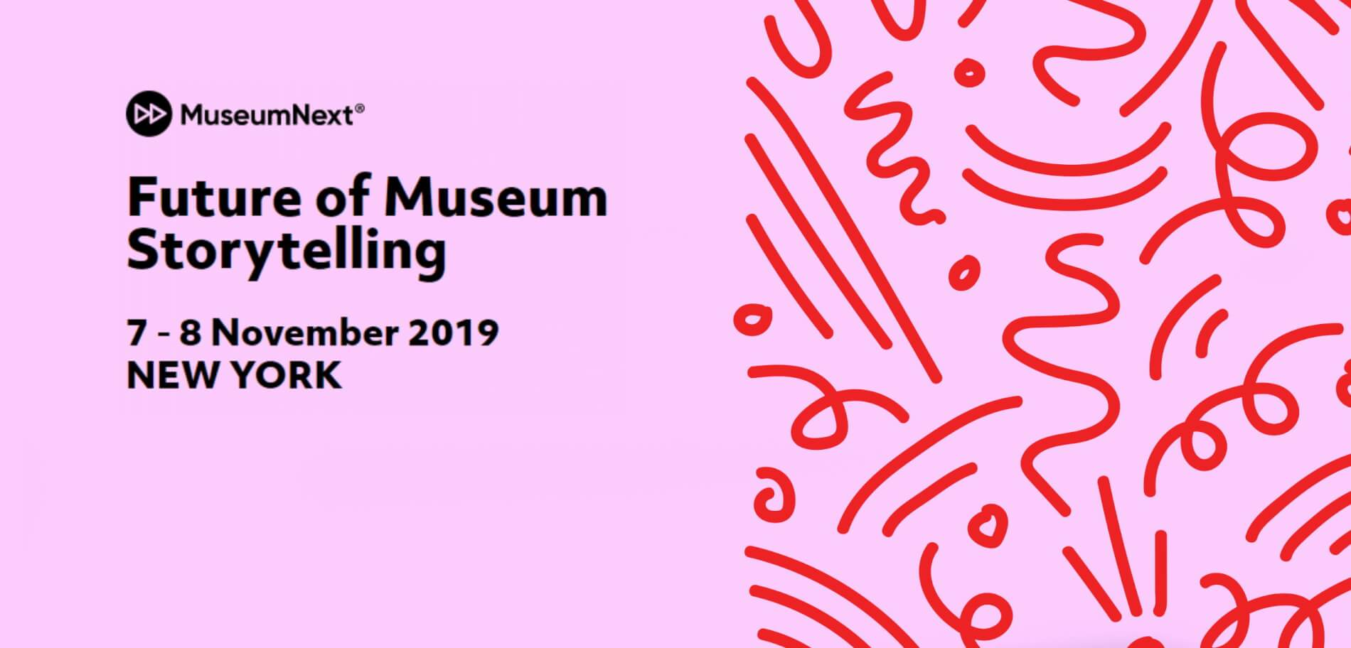MuseumNext New York 2019 banner