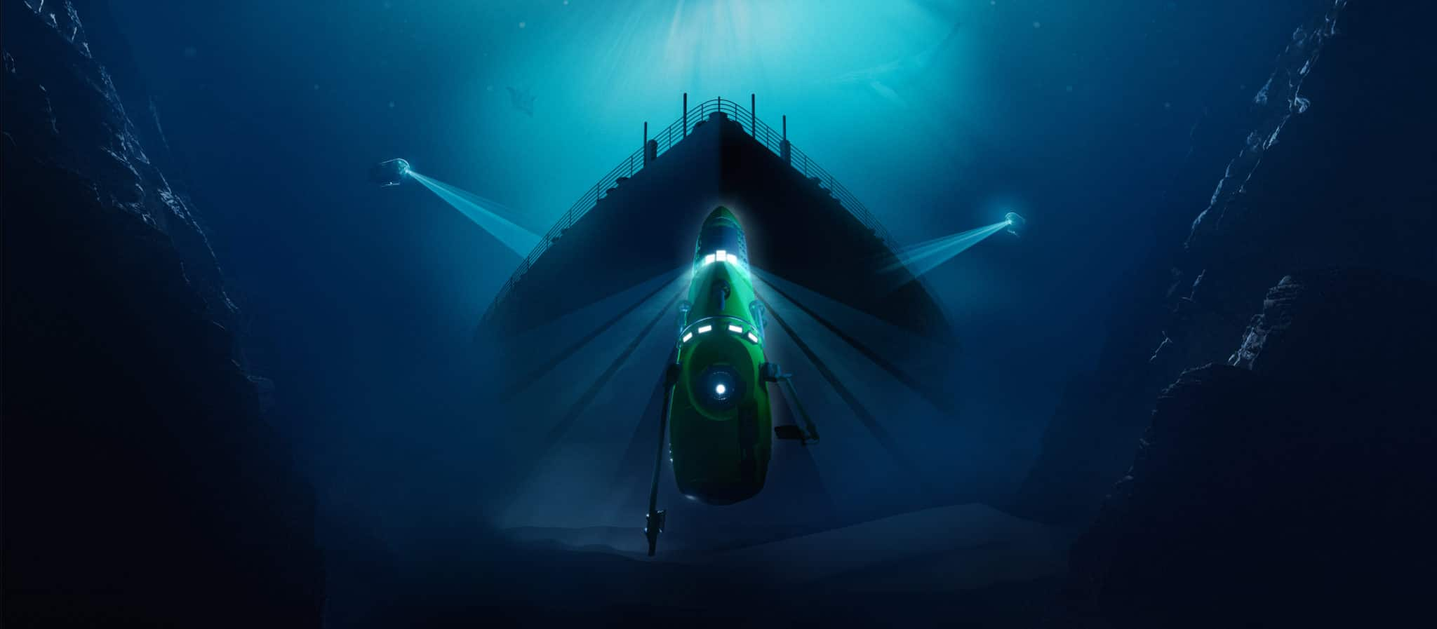 James Cameron – Challenging the Deep