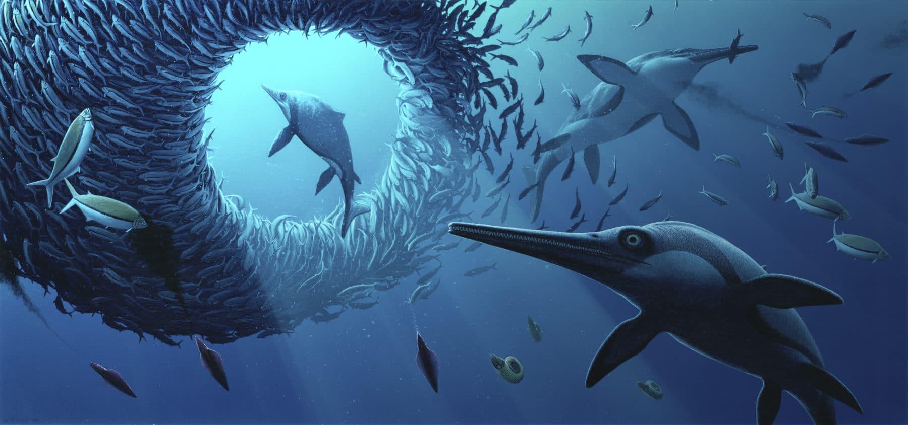 Jurassic Oceans: Monsters of the Deep