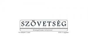 Szövetség újság 2019.II. elektronikus formátumban