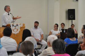 Ünnepi események a Szeghalmi Körzetben – Bemerítés Berettyóújfaluban